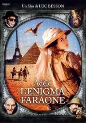 Adele e l'enigma del faraone - Les aventures extraordinaires d'Adèle Blanc-Sec (2010) Dvd5 Custom ITA - MULTI