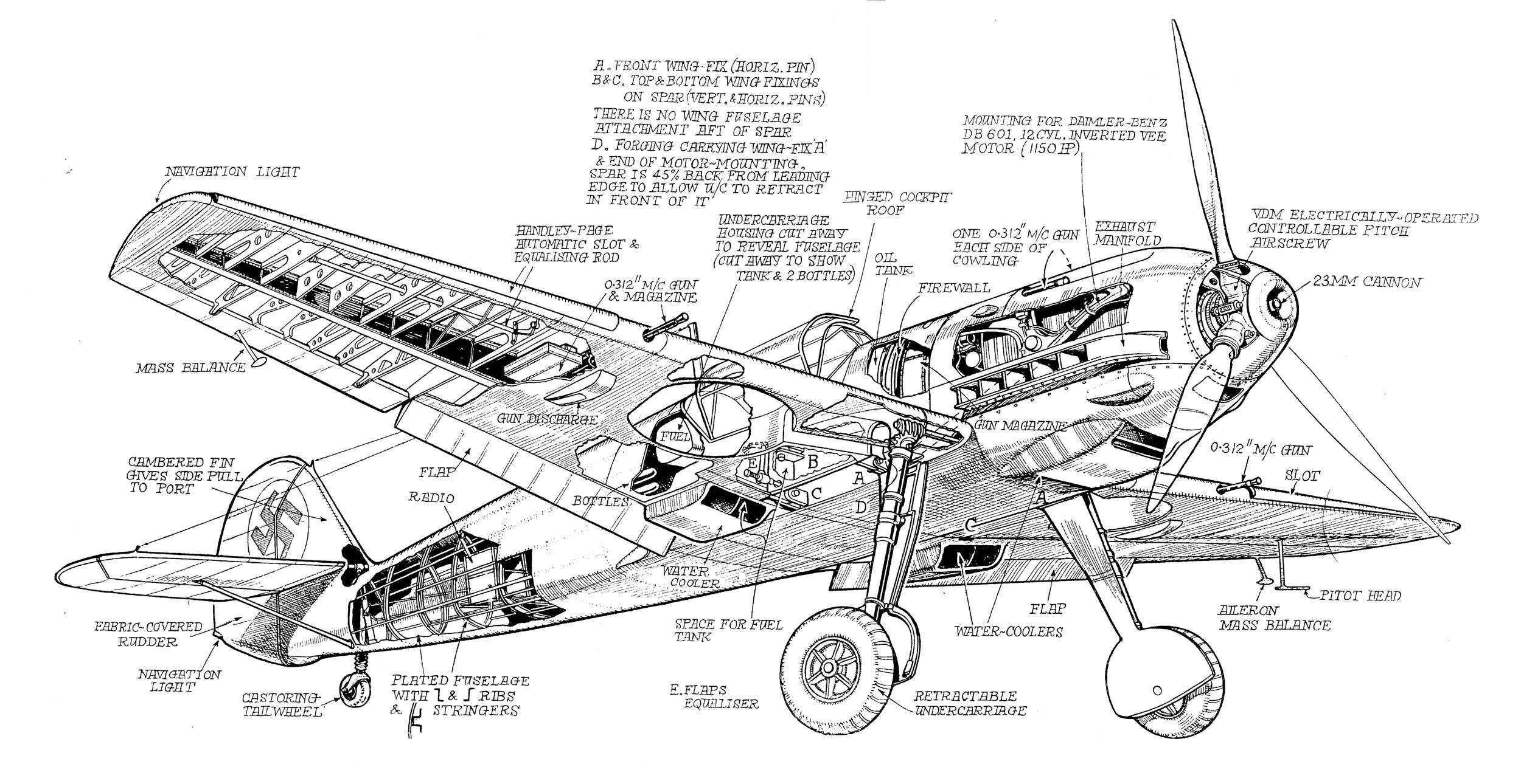 Diagrams Of Bf 109 Another Blog About Wiring Diagram Cf Moto Messerschmitt 109e Pleasantly Wrong The Dreamy Dodo Rh Elpoderdelasgalaxias Wordpress Com
