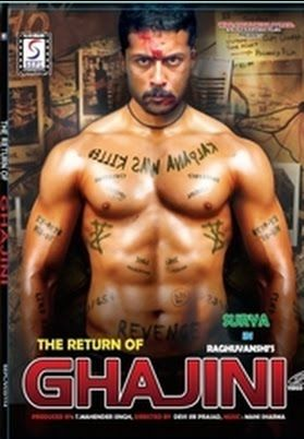 Return Of Ghajini - 2011.12.09-Hindi Movie