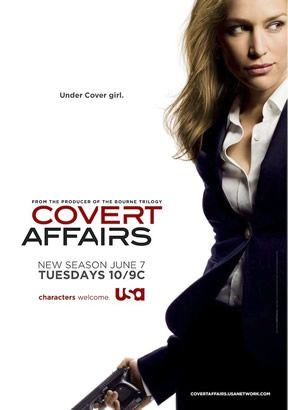 Baixar Covert Affairs   3 Temporada
