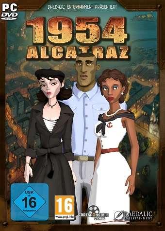 [PC] 1954 Alcatraz (2014) - ENG