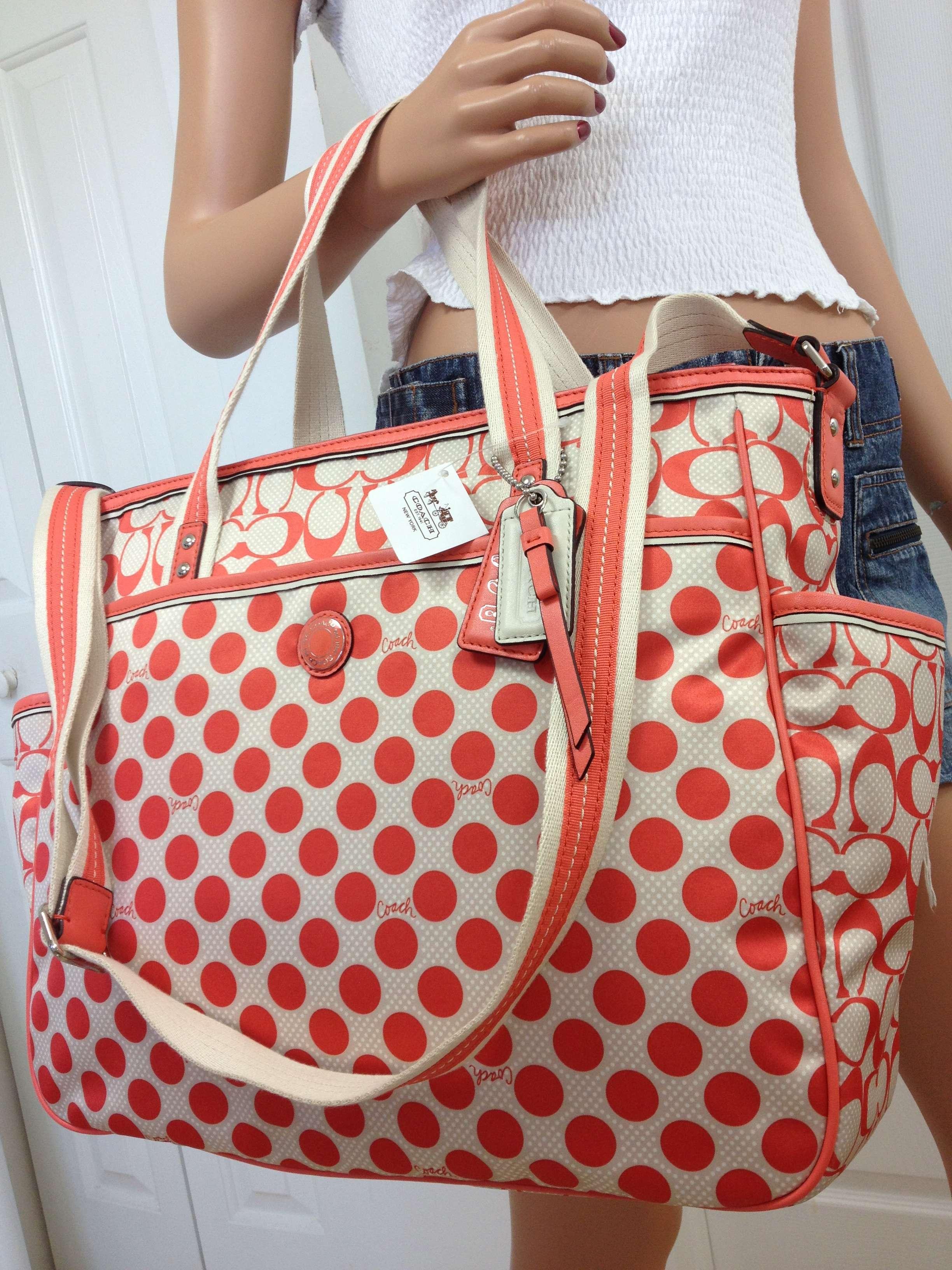 coach diaper bag outlet  handbags & bags diaper