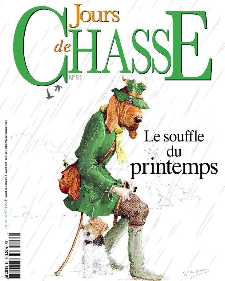 Jours de Chasse N°51 Printemps 2013
