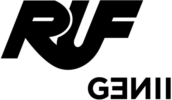 RUF and Genii Logos