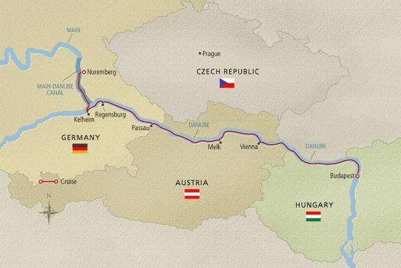 Danube River Cruise Escapes