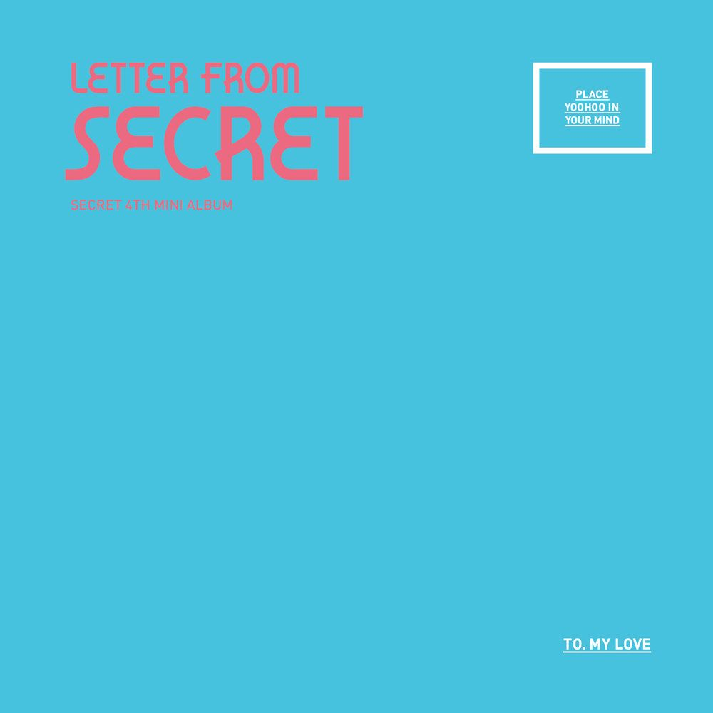 Download Secret   Letter From Secret [4th Mini Album]