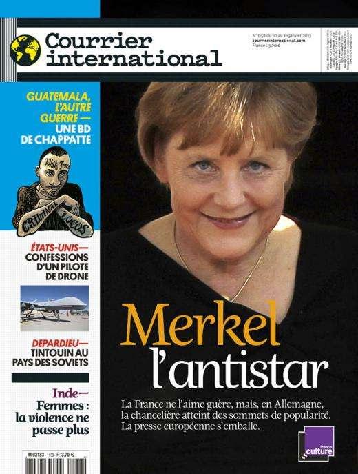 Courrier International 1158 du 10 au 16 Janvier 2013