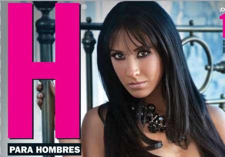 Cinthya Urias en Revista H